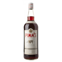 Pimm's nr.1  liter fles 25%  1.000