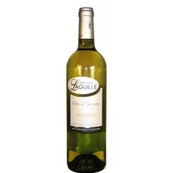 Dom laguille 100% gros manseng 12%  0.750