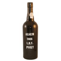 Port alsem late bottled vintage2010 20%  0.75