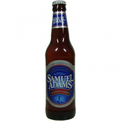 A samuel adams boston monofles  5%  0.355