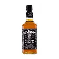 Bourbon j.daniels black 0.7 43%  0.750