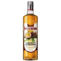 Filliers passievrucht jenever 20%  0.700