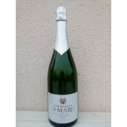 Champ m didier brut tradition blanc 12%  0.75