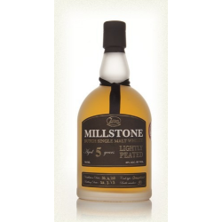 Nl zuidam  5yrs malt single fles 40%  0.700