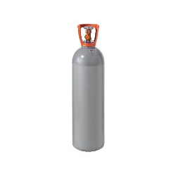 Cylinder koolzuur 10kg.nieuw  0% 10.000