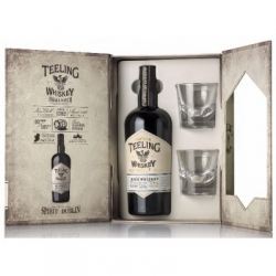 Irish whiskey teeling small bat+2gl 46%  0.70