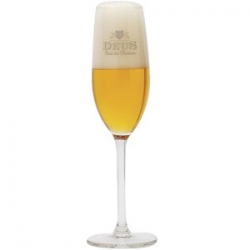 Bier b deus brut de flandres flute  0%  0.300