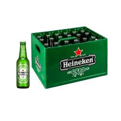 Heineken pils klein krat(24)  5%  7.200