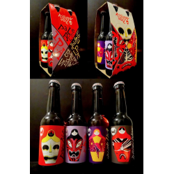 E brewdog russian dolls 4pack  4%  0.330