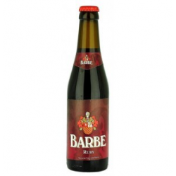 B barbe ryby fles fruitbier  8%  0.330