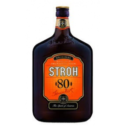 Stroh rum 80% 0.5ltr. 80%  0.500
