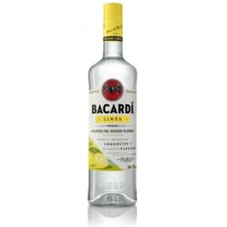 Rum bacardi.limon mix fles 32%  0.700