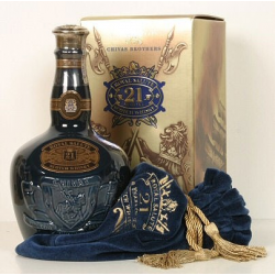 Whisky chivas regal royal salut 21y 40%  0.70