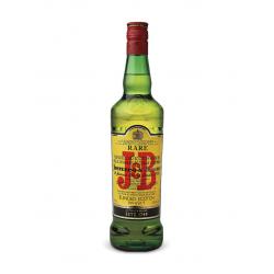 Whisky j & b rare 0.7 40%  0.750