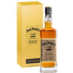 Bourbon j.daniels gold no 27 0.7ltr 40%  0.70