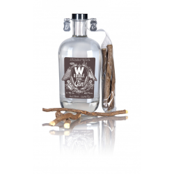Gin wilderen double you belgie 43%  0.700