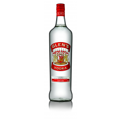 Vodka  glens catrine distillers ltr 38%  1.00
