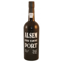Port alsem fine tawny reserve 8 yrs 19%  0.75