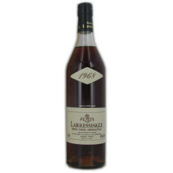 Armagnac larressingle 1968 40%  0.700
