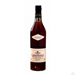 Armagnac larressingle 20 ans d'age 40%  0.700