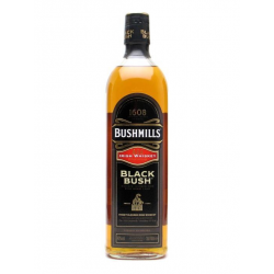 Irish whiskey bushmill black 40%  0.700