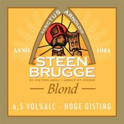 B steenbrugge blond 20ltr.fust  6% 20.000