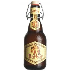 B barbar honingbier beugel-fles 0.4  7%  0.33