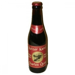 B charles quint rood fles...