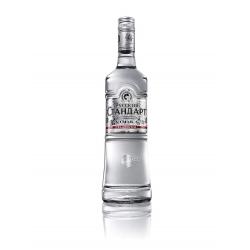 Vodka russian stand platinum liter 40%  1.000