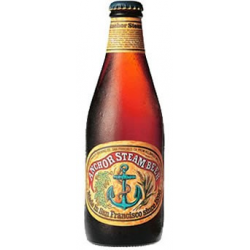 A anchor steam beer...