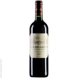 Medoc les brulieres beychevelle 11 12%  0.750