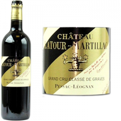 Graves latr martillac rouge 2010 12%  0.750