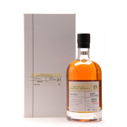 Whisky grant's 21yrs rare cs ordha 40%  0.700