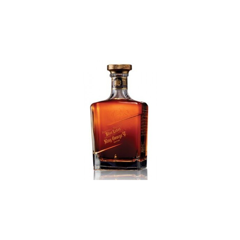 Whisky walker bleu king george 40%  0.700