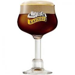 Bier b kasteel bokaal kasteelvoet  0%  0.300