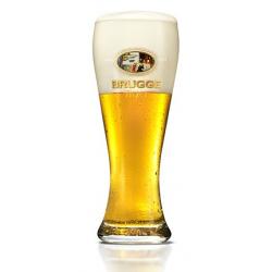 Bier b brugs tripple flute glas  0%  0.200