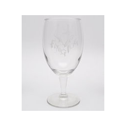 Bier e flying dog voetglas  0%  0.450