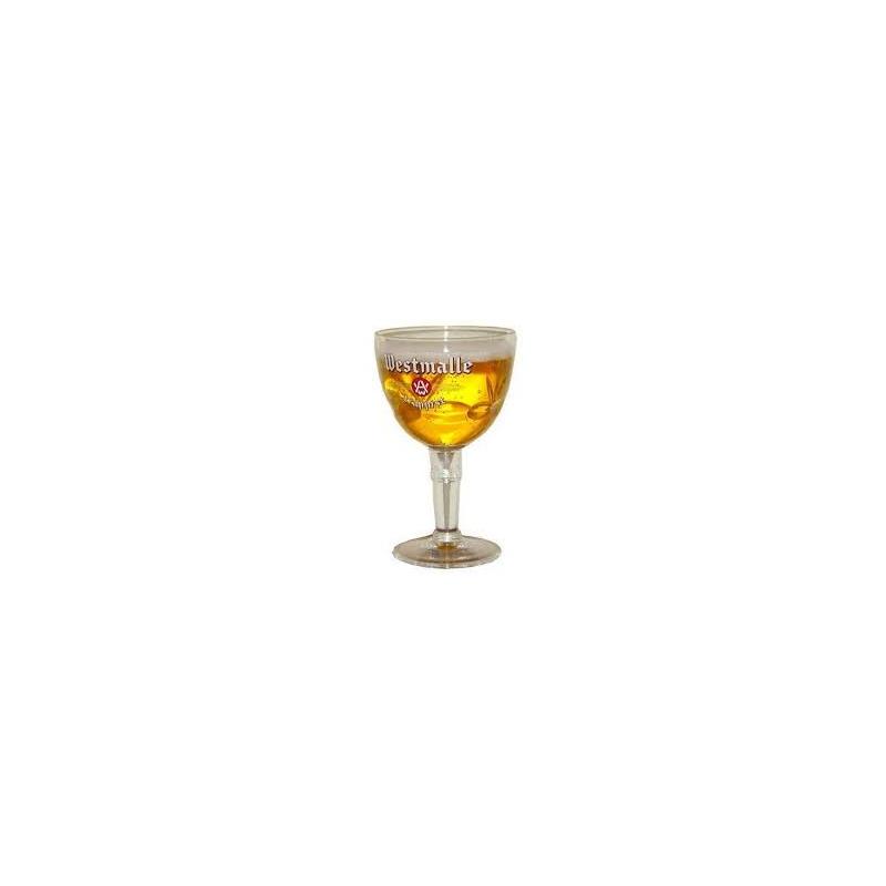 Bier b westmalle bokaal  0%  0.200
