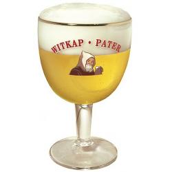 Bier b witkap pater bokaal  0%  0.300