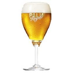 Bier b palm royal voetglas  0%  0.200
