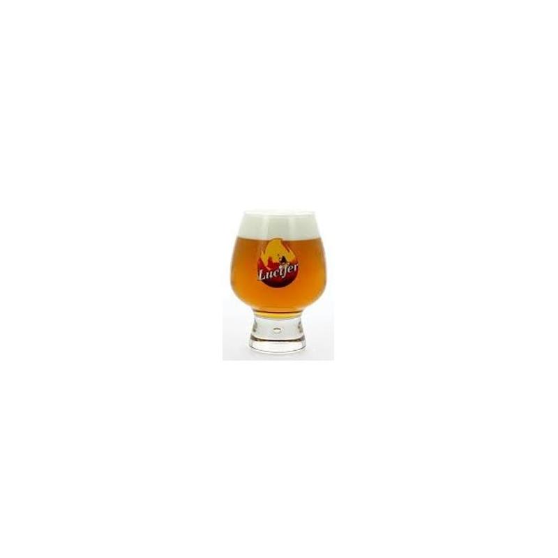 Bier b lucifer tulpglas  0%  0.200