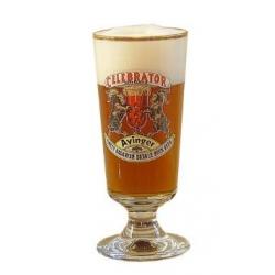 Bier d ayinger celebrator voetglas  0%  0.300