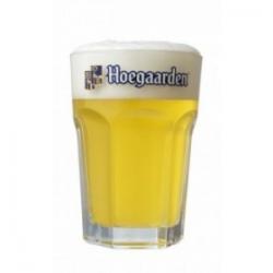Bier b hoegaarden wit glas recht  0%  0.000