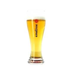 Bier n emelisse flute glas  0%  0.300