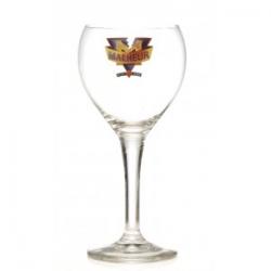 Bier b malheur voetglas  0%  0.300