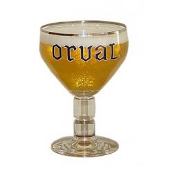 Bier b orval bokaal  0%  0.250