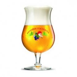Bier b la chouffe bokaal  0%  0.330