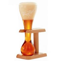 Bier b kwak koetsiersglas+hout houd  0%  0.20