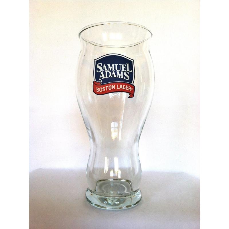 Bier a samuel adams beker  0%  0.400