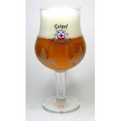Bier b karmeliet trippel glas  4%  0.250